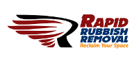 Rapid Rubbish Removal logo